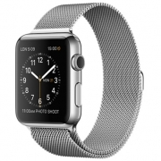 Stainless Steel Case with Milanese Loop