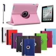 iPad Mini 360 Rotation leather case