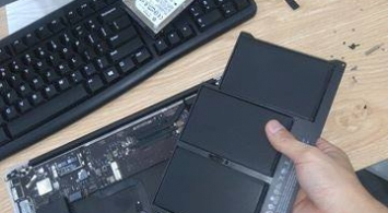 Fix and repair, Replacement parts Macbook: screen , battery , upgrade the RAM , processor , keyboard and other components