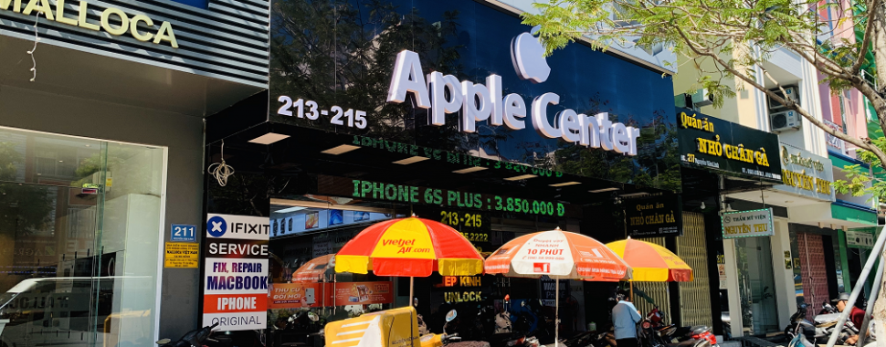 Apple center đà nẵng
