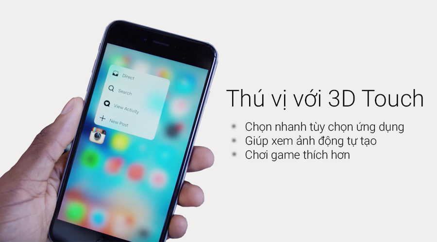 3d touch iphone 6s , 6s plus , da nang, apple center