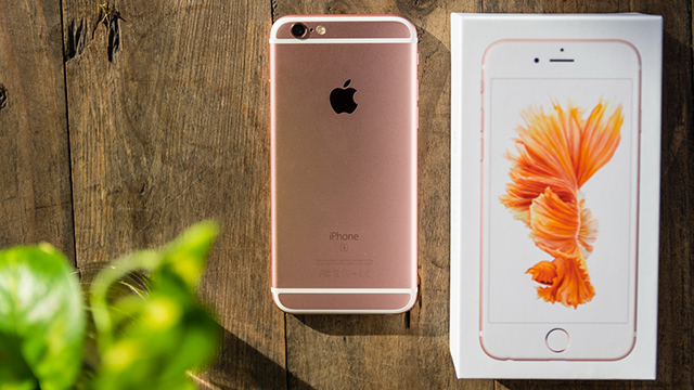 Applecenter da nang , Rose gold , màu hồng iphone 6s , 6s plus